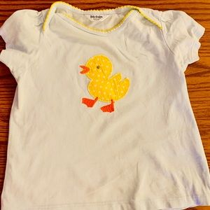 Baby Boden 12-18 month tee with appliqué